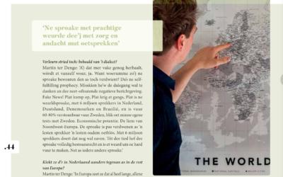 Mijn nieuwe boek Tukkerspotten in Zilver Magazine