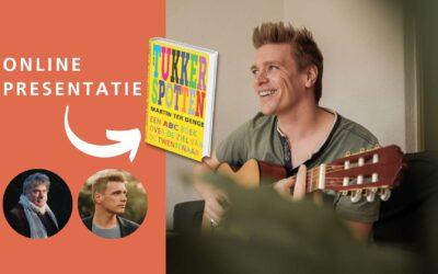 Online Boekpresentatie Tukkerspotten te volgen via Facebook en YouTube