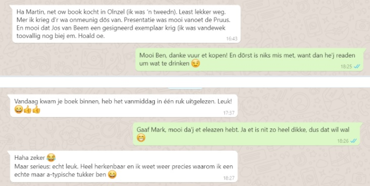 Tukkerspotten reviews